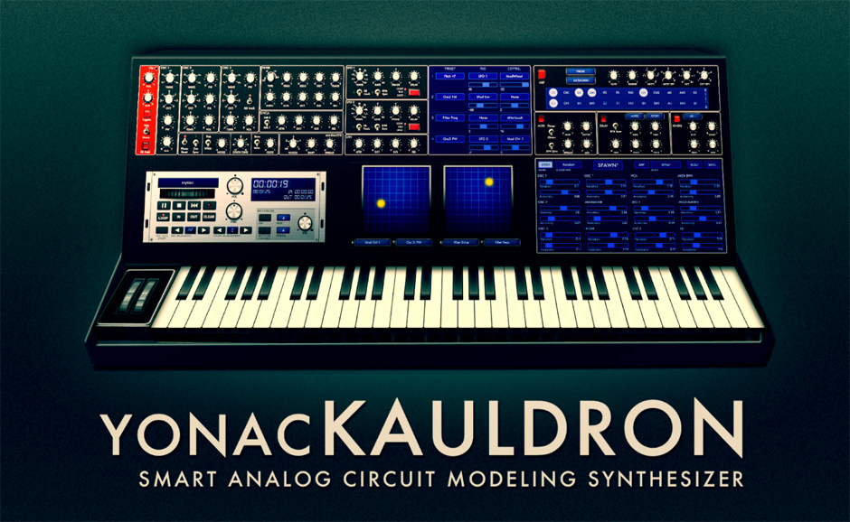Yonac Kauldron Synthesizer