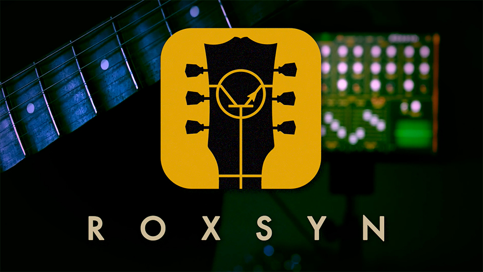 Roxsyn - Metamorphic Guitar and Bass Synthesizer